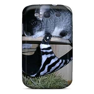For Galaxy S3 Fashion Design Sibylla Case-JVM6279qaqh