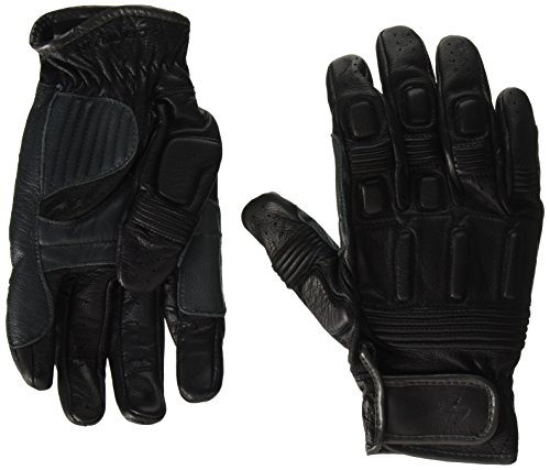Scorpion Bixby Classic Motorcycle Glove Black Large