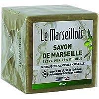 Savon de Marseille Cube Olive 300 g