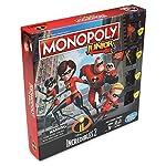 Disney The Incredibles Monopoly Junior