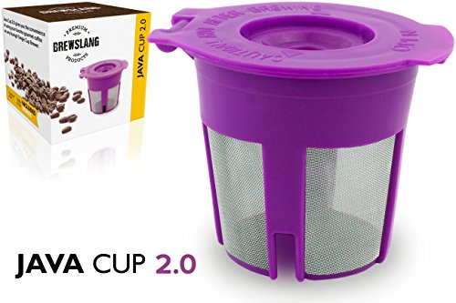 Refillable Reusable KCup Filter Keurig