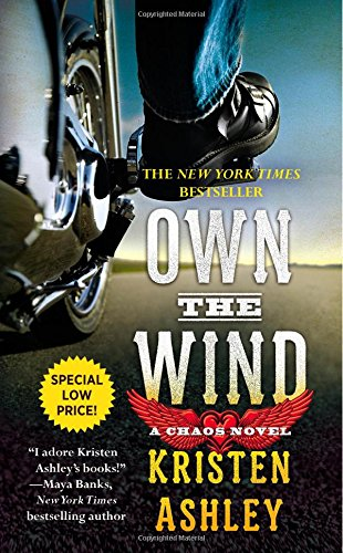 book cover of Own the Wind