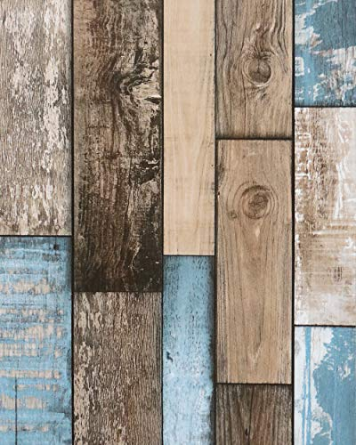 Rustic Wood Wallpaper Peel And Stick Wal Buy Online In Costa Rica At Desertcart