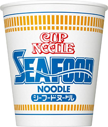 Nissin Cup Noodles Seafood Noodle 74g20