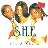 incl. In The Middle (CD Album S.H.E. / SHE, 14 Tracks)
