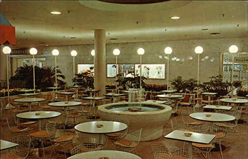 Midtown Plaza mall Rochester, New York Original Vintage - Rochester Malls