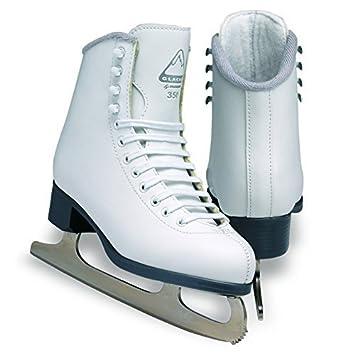 Amazon.com: Jackson Ultima Glacier GS350 White Women's Ice Skates ...