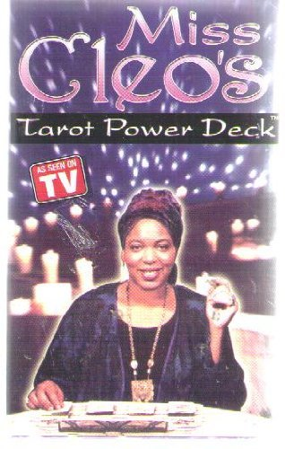 (Miss Cleo's Tarot Card Power Deck)