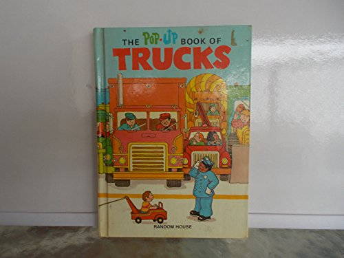 The Pop-Up Book of Trucks