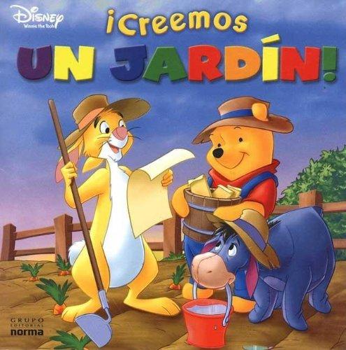 Para Crear: Jardin Pooh (COLECCION PARA CREAR POOH) (Spanish Edition) ebook