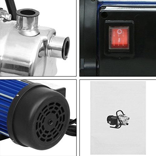 Professional Submersible Sump Pumps Dirty Clean Water Pump Utility Pump (US STOCK) (1.6 HP) by shaofu (Image #2)