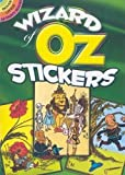 Wizard of Oz Stickers (Dover Little Activity Books Stickers)