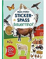 Mein Foto-Stickerspaß – Bauernhof: Über 200 Foto-Sticker