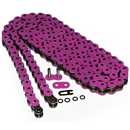 Caltric O-RING Pink DRIVE CHAIN Fits APRILIA 450SXV 450 SXV 450-SXV 2006-2010