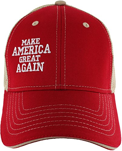 Make America Great Again Hat – Donald Trump Campaign Baseball Hat Variations – USA.