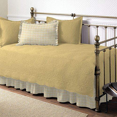 queen quilted bed frame - 4