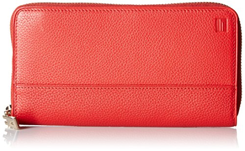 Hartmann Belle City Zip Around Wallet, Red, One Size by Hartmann