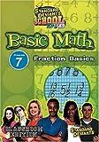 Standard Deviants School - Basic Math, Program 7 - Fraction Basics (Classroom Edition)