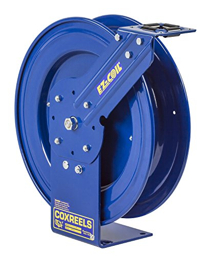 Coxreels EZ-P-BLL-350 Safety Series Spring Rewind Hose Re...