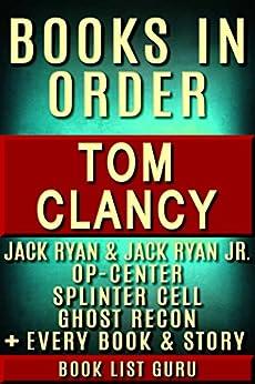 Jack ryan jr book series