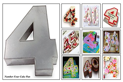 Small Number Two 2 Wedding Birthday Anniversary Cake Baking Pan