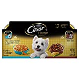 Cesar Home Delights 6 Chicken & Vegetables & 6 Beef Stew Review