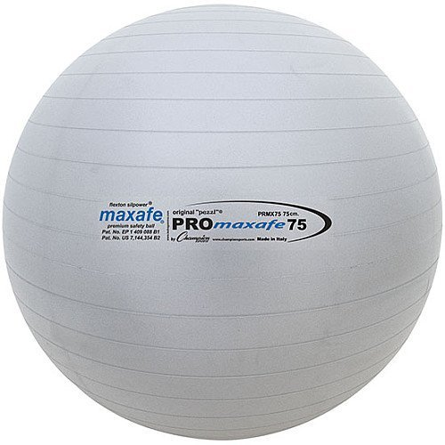 Champion Sports PRO MAXAFE 75 cm Training Exercise Ball