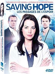 Saving Hope: The Complete First Season / Les passages de l'espoir: L'intégrale de la première saison (Bilingual)
