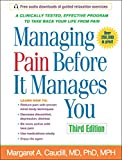 Managing Pain Before It Manages You, Third Edition