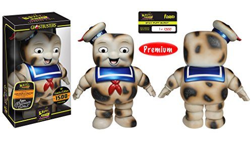 "Funko Ghostbusters Hikari Japanese Vinyl Stay Puft Marshmallow Man 8"" Vinyl Figure [Burnt]"