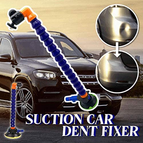 Tenflyer Flexible Air Pumps Dent Repair Suction Car Dent Fixer Lift Repair Dent Tool No Damage to Paint(450g)