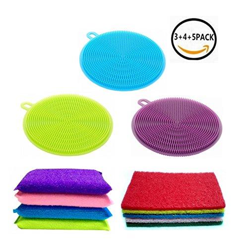 kitchen aid dish scrubber - 7