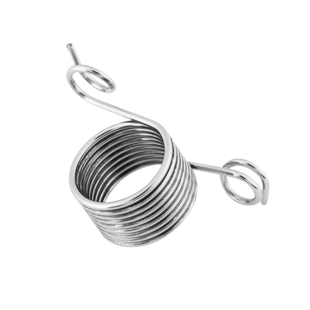 Thimble Stainless Steel Practical Thimbles Knitting Ring Cushions Finger Tool Craft Sewing 17mm