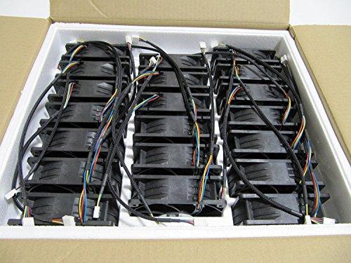 Box of (20) Sanyo Denki SAN Ace 120 3.0 Amp 12 Volt 120mm PWM Fan 224 CFM