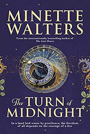 book cover of The Turn of Midnight