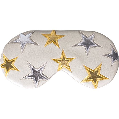 - Free People x Understated Leather Starry Eyed Travel Eye Mask