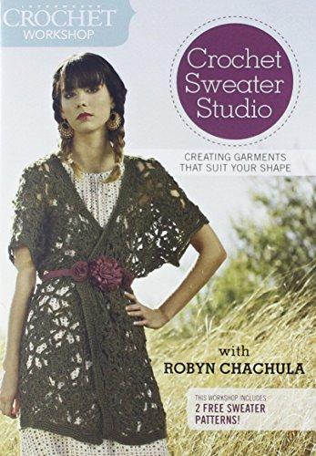 Interweave Crochet Workshop Designing Garments