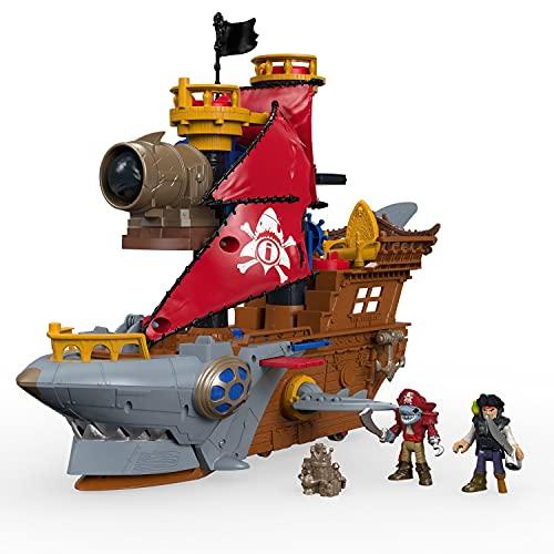 Fisher-Price - Barco Pirata Sharkbite