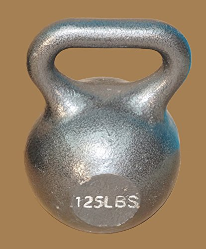 TDS 125 Wide Handle Kettlebell