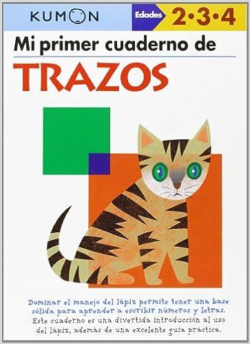 Kumon. Mi Primer Libro De Trazos: Amazon.es: Vv.Aa.: Libros