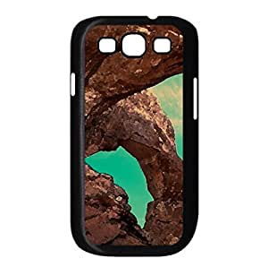 The Rock Watercolor style Cover Samsung Galaxy S3 I9300 Case (Desert Watercolor style Cover Samsung Galaxy S3 I9300 Case)