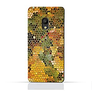 AMC Design Alcatel Pixi4 5.0 3GTPU Silicone Protective Case with Stained Art Glass Pattern