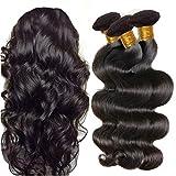 FBHAIR 8A Grade Virgin Brazilian Body Wave Hair 3 Bundles 100% Unprocessed Brazilian