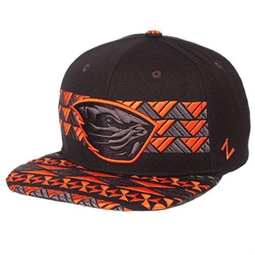 more photos 45329 2b82b ... coupon code for zhats ncaa oregon state beavers mens kolohe snapback hat  adjustable blac. 7d274