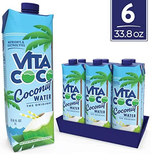 Coconut Water: Vita Coco