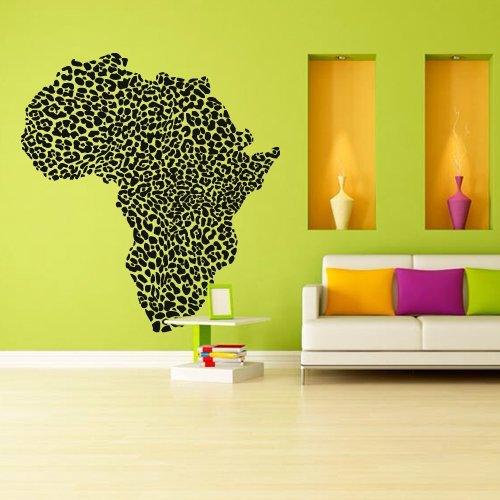 large-wall-decal-vinyl-art-decor-africa-land-map-leopard-mainland-bedroom-design-mural-nursery-m1031