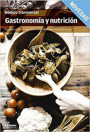 Gastronomía Y Nutrición Cfgs Dirección De Cocina Amazon