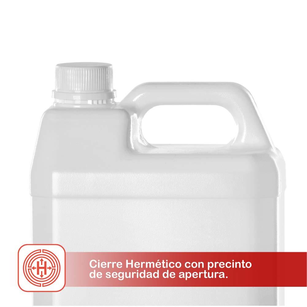 Kanister Aus Kunststoff 5 Liter Adr Mit Breiter Öffnung Ideal Für Benzin Und Chemikalien Auch Als Tank Für Klimaanlage Camping Wohnmobil 1 Gewerbe Industrie Wissenschaft