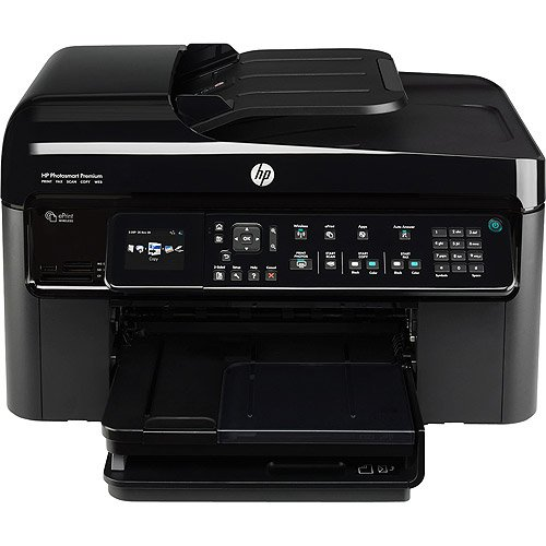 HP Photosmart C410a Premium Fax Wireless e-All-in-One (CQ521A#B1H) by HP