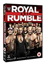 WWE: Royal Rumble 2017 [DVD] [Reino Unido]